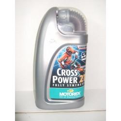 CROSS POWER 2T MOTOREX