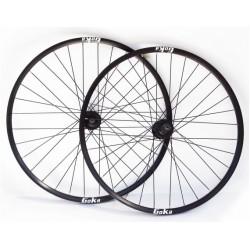 Juego ruedas GOKA MTB Disco 6 tornillos 27,5''