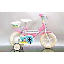Bicicleta infantil Peppa Pig 12