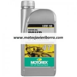 Aceite motor motorex 4 stroke 4t 10w40 1l.