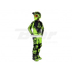 CONJUNTO JUNIOR  ANSWER Syncron Drift Amarillo  Flúor/Negro