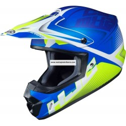 HJC CS-MX II Ellusion Casco de Motocross